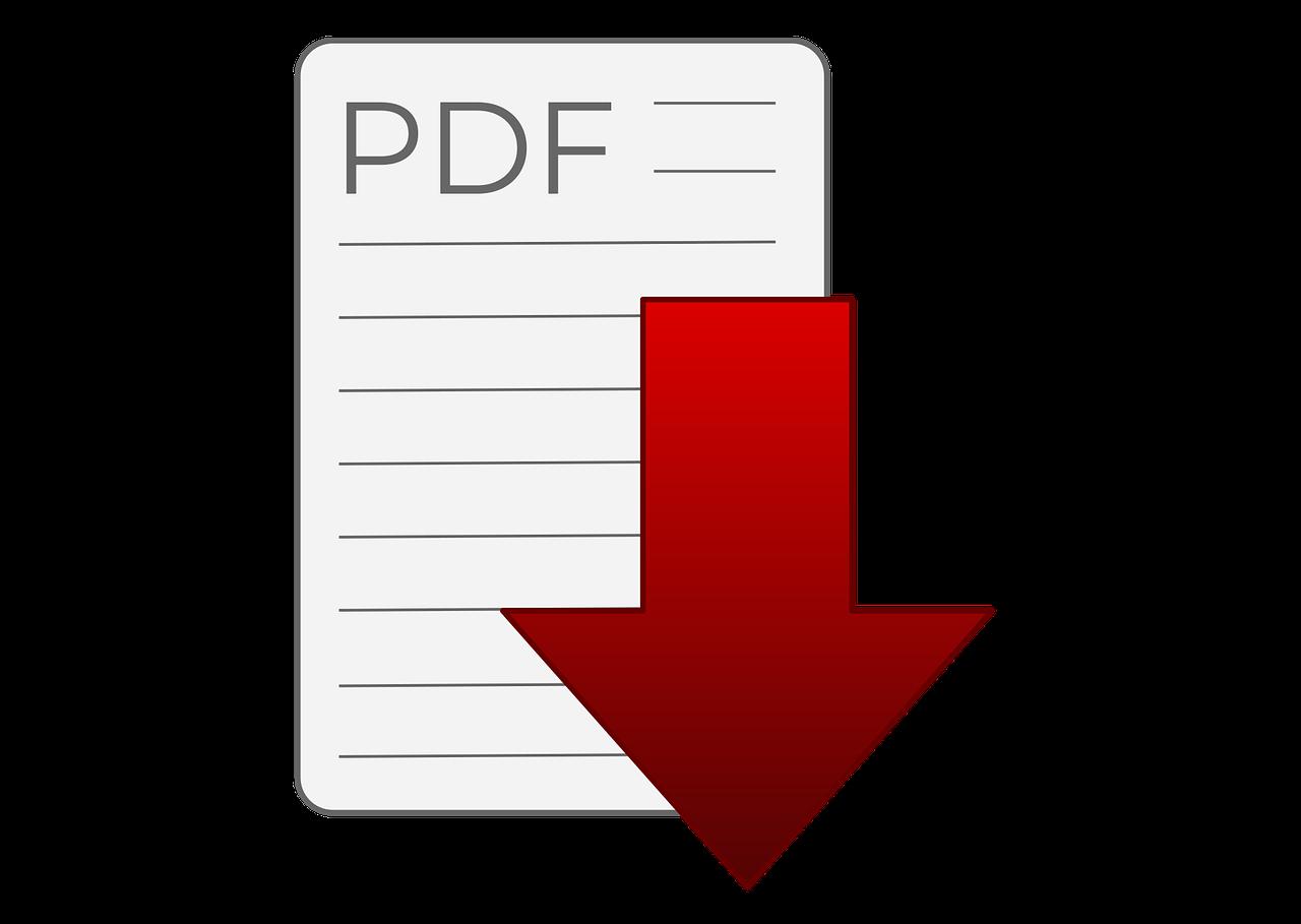 download pdf, pdf, symbol
